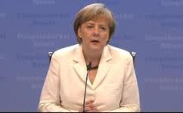 «Δεν έπρεπε να μπει στο ευρώ η Ελλάδα», υποστήριξε η Μέρκελ