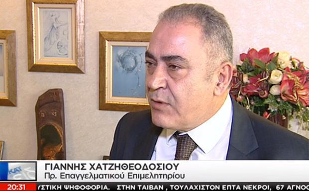 """Γ.Χατζηθεοδοσίου για τα """"σύννεφα"""" στην πώληση της Εθνικής Ασφαλιστικής"""