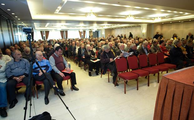 ΓΣ συνταξιούχων ΟΑΕΕ Αθήνας: Δεν προσκυνάμε, απαιτούμε – 6 βίντεο