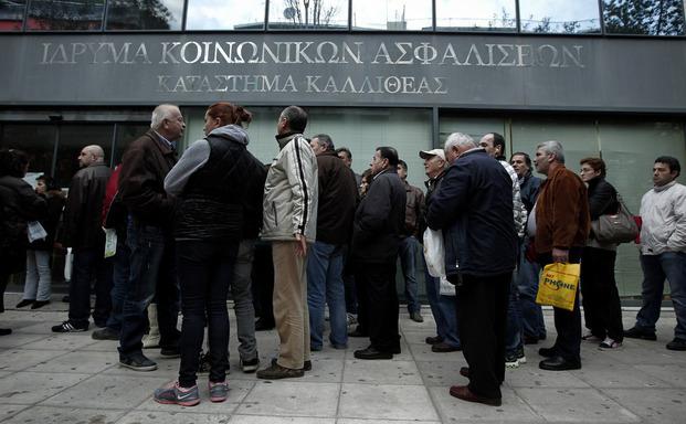 ΙΚΑ : Ανασφάλιστοι χιλιάδες εργαζόμενοι παρότι δηλώθηκαν στην ΑΠΔ!