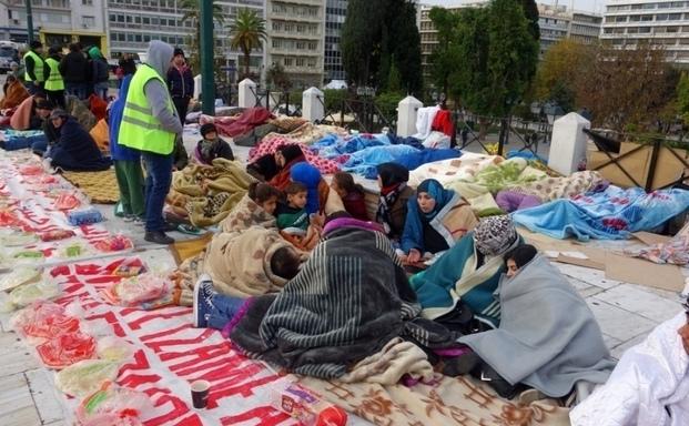 50.000 πρόσφυγες θα υποδεχθεί η Ελλάδα