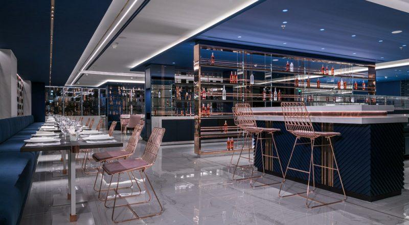Sofitel Athens Airport:Έτοιμο για επαγγελματίες το εστιατόριο ΜΕΣΟΓΑΙΑ