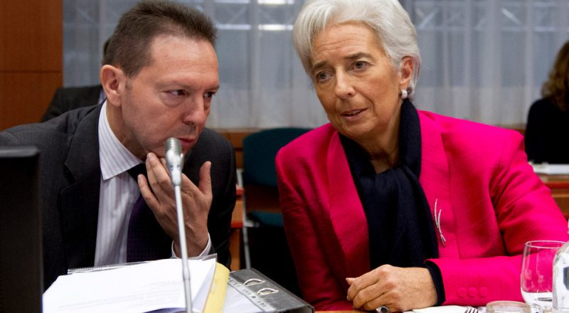 Αισιόδοξος εμφανίστηκε ο κ. Στουρνάρας, μετά το Eurogroup