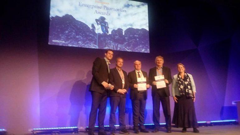 Πανευρωπαϊκό βραβείο για το Επιμελητήριο Ηρακλείου