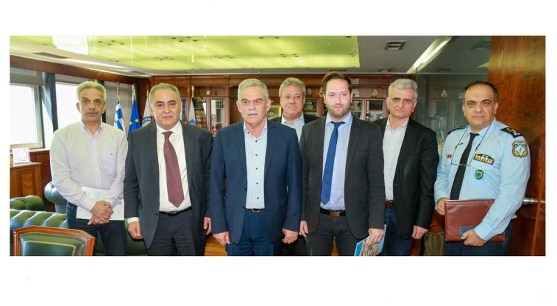 Συνάντηση του ΕΕΑ με  τον κ. Νίκο Τόσκα – 2 Βίντεο