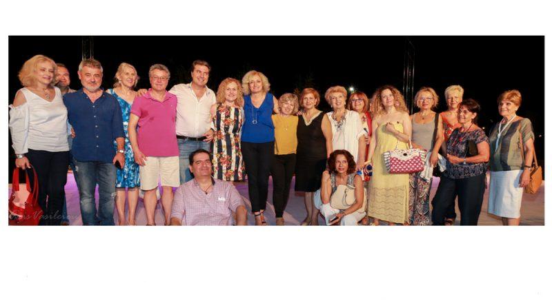 EUROPALSO Φιλανθρωπική Συναυλία στο Άλσος Περιστερίου