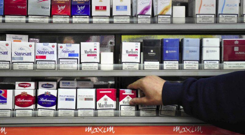 Αυξήσεις στις τιμές των τσιγάρων