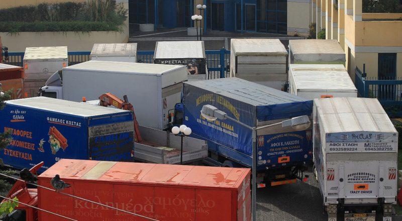 Προδιαγραφές μεταφοράς τροφίμων με οχήματα