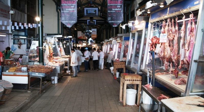 O νέος Αγορανομικός Κώδικας για τα κρεοπωλεία