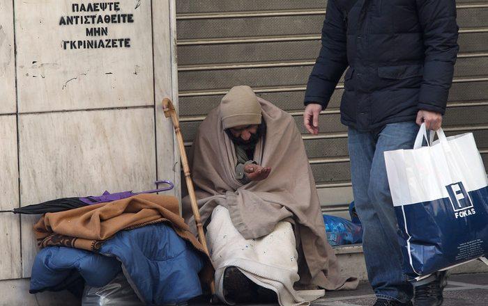 Συνεχίζονται και σήμερα τα έκτακτα μέτρα από τον Δήμο Αθηναίων για την προστασία των αστέγων