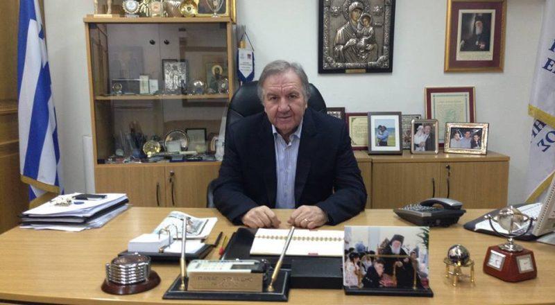 Συνέντευξη: Παναγιώτης Αγνιάδης, Πρόεδρος του Επιμελητηρίου Βοιωτίας