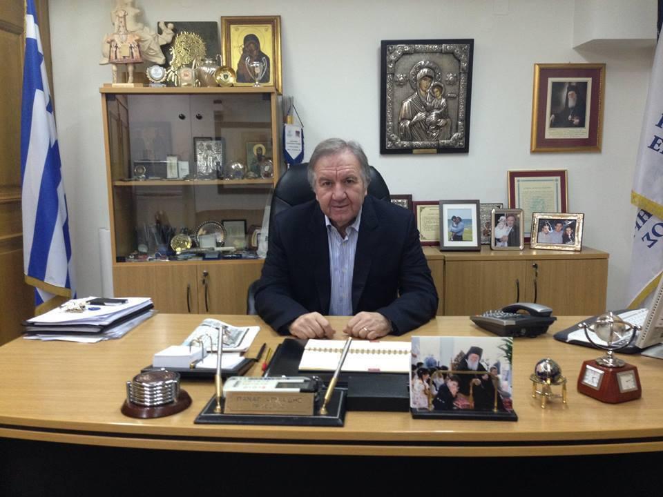 Συνέντευξη: Παναγιώτης Αγνιάδης, Πρόεδρος του Επιμελητηρίου ...
