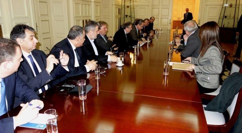 Στήριξη του επιμελητηριακού θεσμού από τον Ε. Βενιζέλο