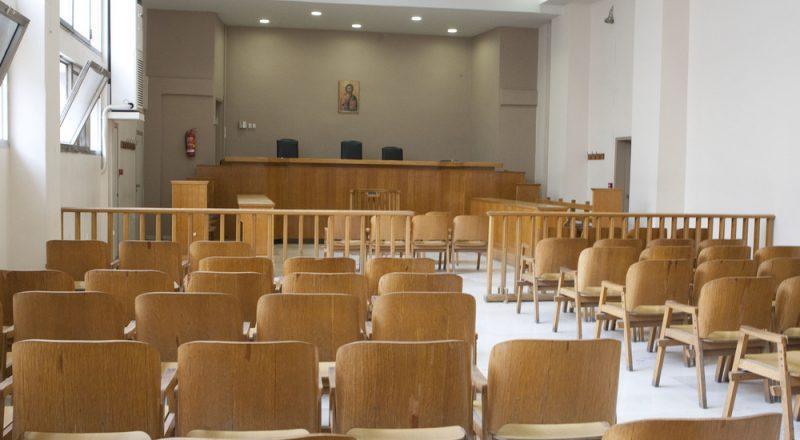 Αναστέλλεται από σήμερα έως 27 Μαρτίου μερικώς η λειτουργία όλων των δικαστηρίων και εισαγγελιών της χώρας