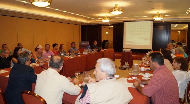 ΕΕΑ: Επιτυχημένο θεματικό εργαστήριο για Αναπτυξιακές Συμπράξεις