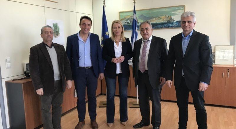 Συνάντηση συνεργασίας ΕΕΑ – Περιφέρειας Αττικής