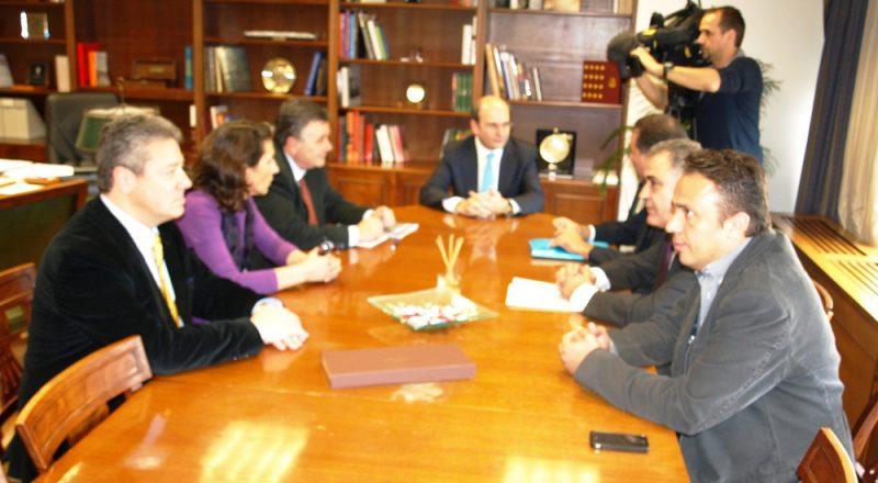 Συνάντηση ΕΕΑ- Υπουργού Ανάπτυξης