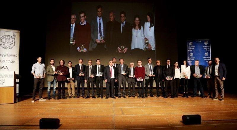 Οι βραβεύσεις επιχειρηματικότητας και καινοτομίας στο ΣΚΑΪ- βίντεο