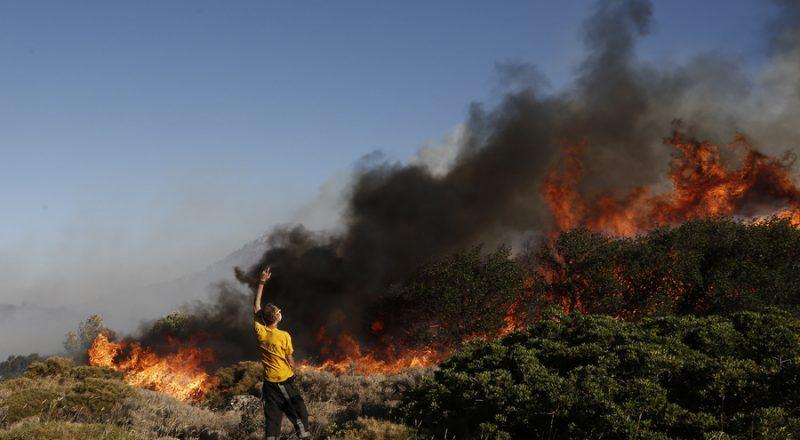 51 πυρκαγιές σε Ελευσίνα, Ασπρόπυργο, Βαρνάβα, Νέα Στύρα Ευβοίας και περιματρικά του Βόλου – Σε επιφυλακή οι πυροσβεστικές δυνάμεις