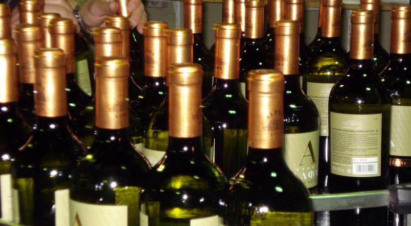 ΣτΕ - Ακύρωση διατάξεων ειδικού φόρου κατανάλωσης στο κρασί