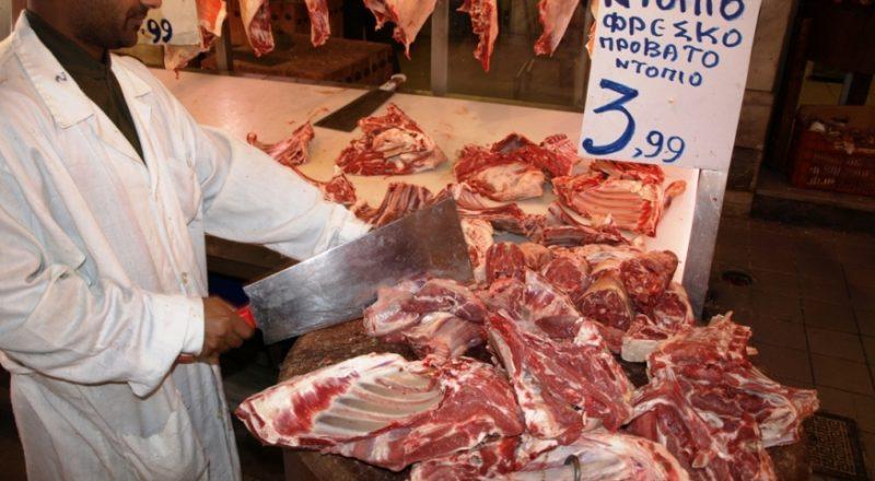 Όχι της ΕΕ στην ιδιωτική αποθεματοποίηση χοιρινού κρέατος