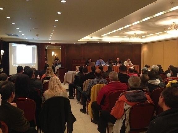 Ενημερωτική συνέλευση των κρεοπωλών της Αθήνας