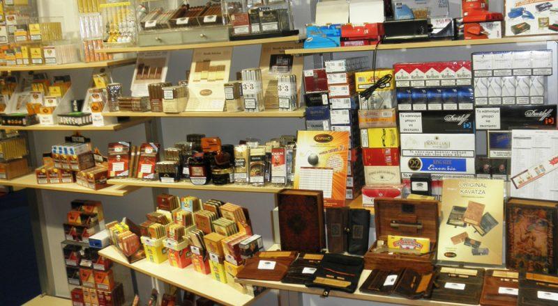IOBE:Το 25% των καπνικών προϊόντων θα διακινείται παράνομα