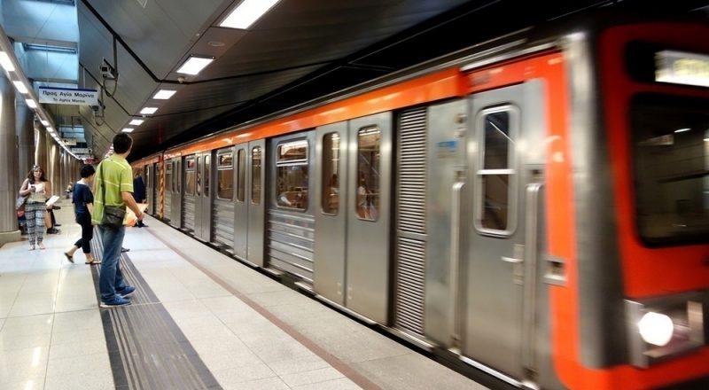 Κλειστοί από τις 18:00 οι σταθμοί του μετρό «Σύνταγμα» και «Πανεπιστήμιο»