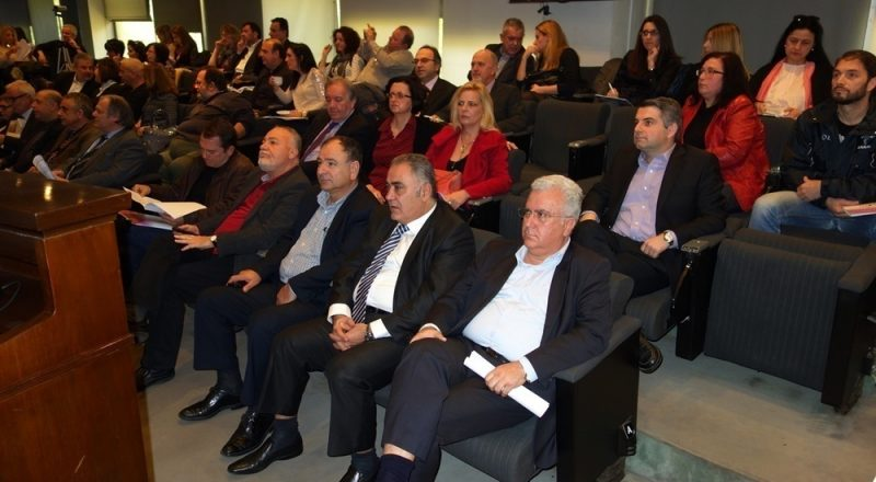 ΟΣΥΕ: 3η Συνδιάσκεψη επιμελητηριακών στελεχών- βίντεο