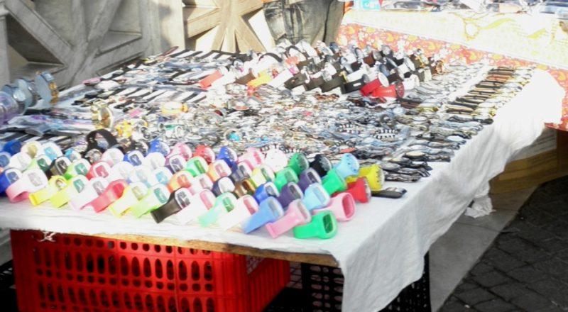 Ηλεκτρονική καταπολέμηση του εισαγόμενου παραεμπορίου