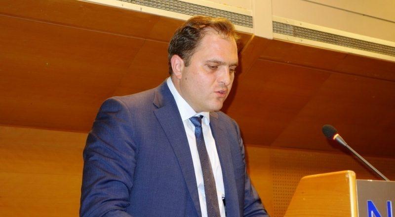 Γ. Πιτσιλής: «Στόχος μας η ηλεκτρονική τιμολόγηση και τα ηλεκτρονικά βιβλία μέσα στο 2019 –