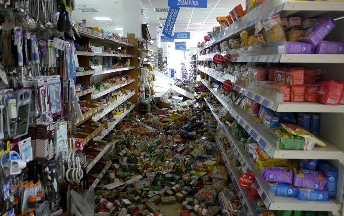 Αποστολή βοήθειας του ΕΕΑ στους σεισμόπληκτους της Κεφαλονιάς