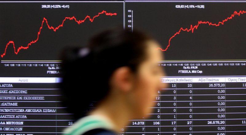 """Στα """"πάνω του"""" ο Δείκτης Οικονομικού Κλίματος τον Δεκέμβριο"""