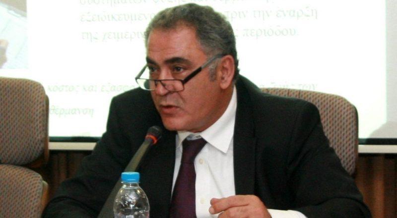 Γ. Χατζηθεοδοσίου:αποτρέψαμε μια αυθαιρεσία σε βάρος των επαγγελματιών