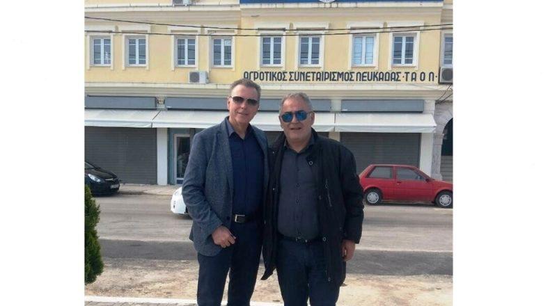 Συνεργασία ΕΕΑ – Επιμελητηρίου Λευκάδας
