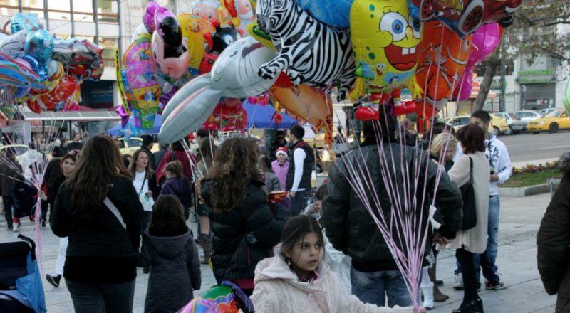 Στις 12 Δεκεμβρίου ξεκινά το εορταστικό ωράριο στην Αττική