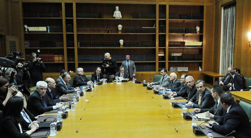 Διυπουργική σύσκεψη για τον καθορισμό των επόμενων βημάτων