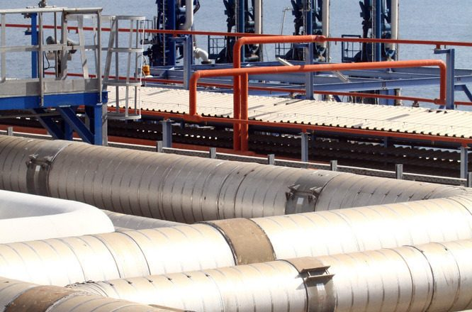 Αυξημένη η ζήτηση φυσικού αερίου στο 9μηνο
