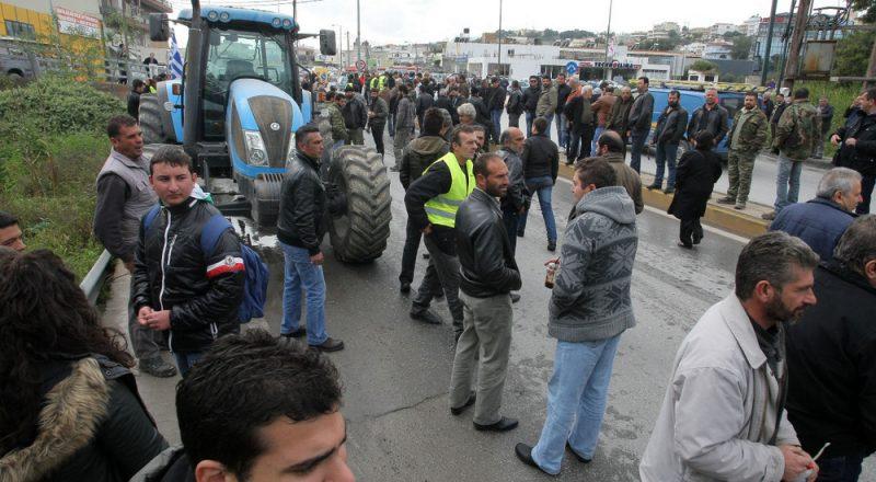Κάθοδος αγροτών στην Αθήνα για διαμαρτυρία κατά του φόρου ακινήτων