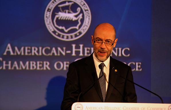 Ελληνο-Αμερικανικό Επιμελητήριο: Συμβούλιο Ανταγωνιστικότητας Ελλάδας
