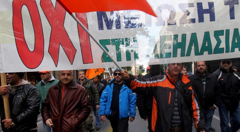 """""""Ναι στον περιορισμό των μικρών διαδηλώσεων"""" λέει ο Γ. Καμίνης"""