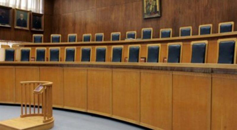 Κλειστά δικαστήρια, υποθηκοφυλακεία, κτηματολογικά γραφεία