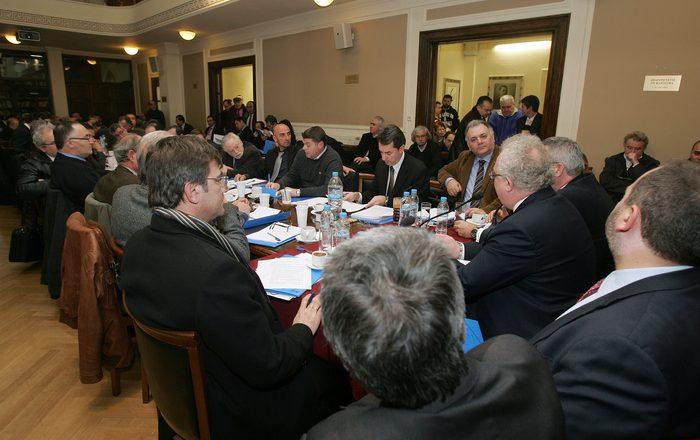Απέχουν οι δικηγόροι της Αθήνας την Πέμπτη, 3 Δεκεμβρίου