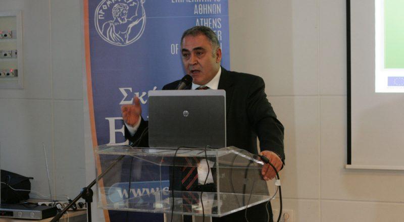 Το ΕΕΑ ζητά το ΕΣΠΑ να συμπεριλάβει λιανεμπόριο και υπηρεσίες -video-