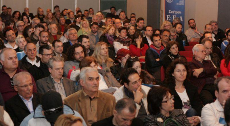 Εκδήλωση του ΕΕΑ για το ΕΣΠΑ στο ΚΥΒΕ Περιστερίου – βίντεο –