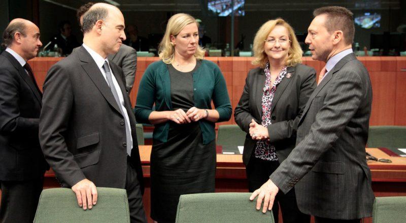 Eurogroup:Εγκρίνεται σήμερα η δόση 9,2 δισ. ευρώ προς την Ελλάδα
