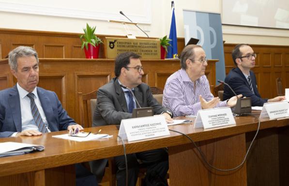 ΕΒΕΘ: 182 εταιρείες με εμπορική επωνυμία ή διακριτικό τίτλο Μακεδονία