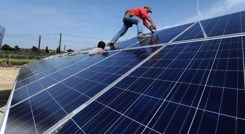 Σ.Π.Ε.Φ.: Όχι στην υπερφορολόγηση των φωτοβολταϊκών