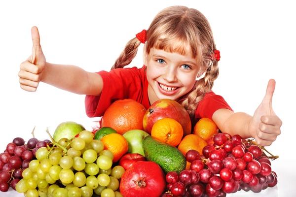 Βάλε φρούτο στη ζωή του παιδιού σου