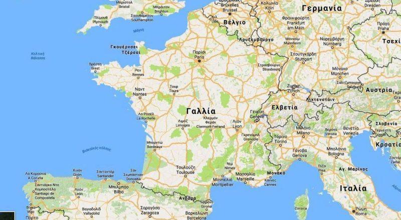 Σε γενικό lockdown η Γαλλία λόγω κορονοϊού – Μερικό lockdown και στη Γερμανία